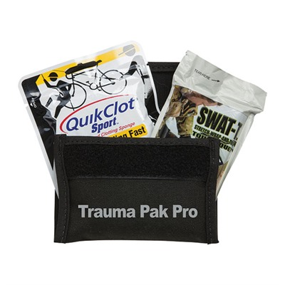 Trauma Pak Pro Adventure Medical Kits.