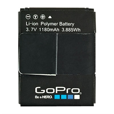 Hero 3/3+ Rechargeable Battery Gopro.