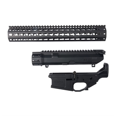 MATEN 308 MKM (Mega KeyMod) Two Piece Upper & Lower Receiver Set provides a unique look and functionally unlike any other. ...