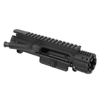 Aero Precision's M4E1 Enhanced Upper Receiver is a new take on the way the handguard attaches to the upper receiver on AR-15/M16 ...