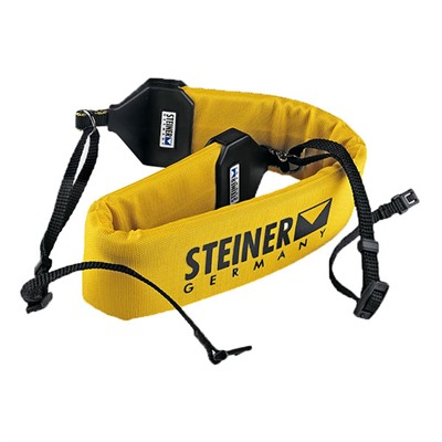 Yellow Floating Strap Steiner Optics.