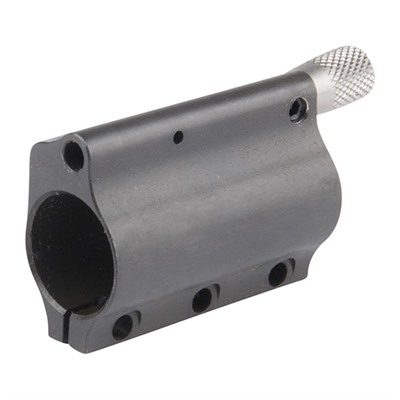 COLT COMPETITION AR-15/M16 ADJUSTABLE GAS BLOCK | Brownells