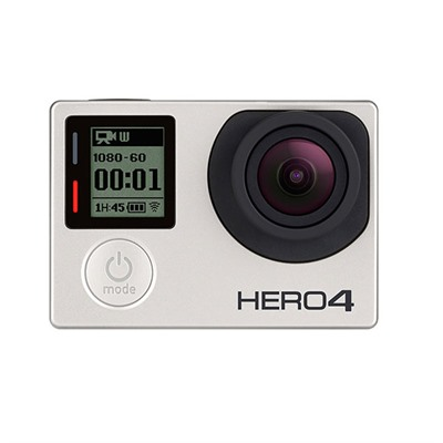 Hero4 Silver Action Camera Gopro.