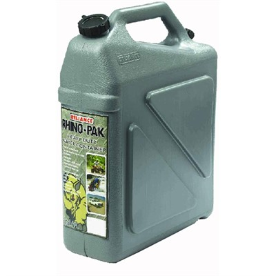 Rhino-Pak Heavy Duty Water Container Reliance.