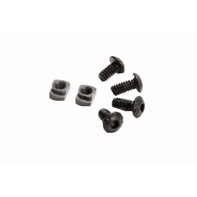 Ar-15 M-Lok T-Nut Replacement Screws Steel Black Magpul.