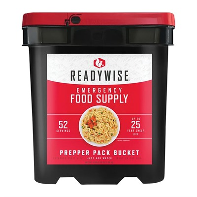 52 Serving Prepper Pack Wise Foods.