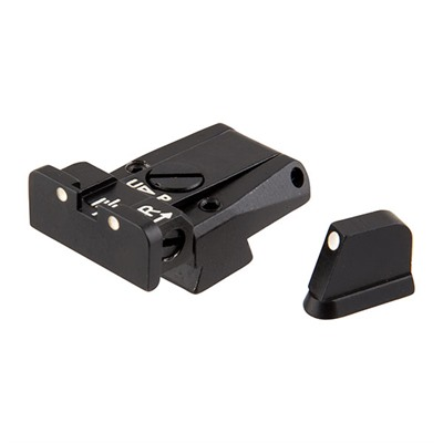 Cz Adjustable Sight Set L.p.a. Sights.