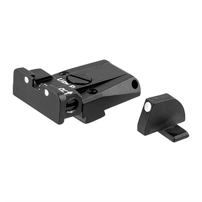 Sig Sauer Adjustable Sight Set L.p.a. Sights.