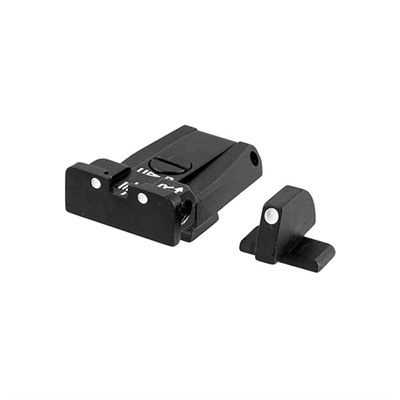 Beretta Adjustable Sight Set L.p.a. Sights.