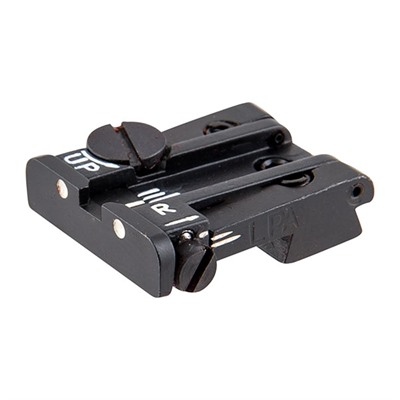 Beretta Adjustable Rear Sight L.p.a. Sights.