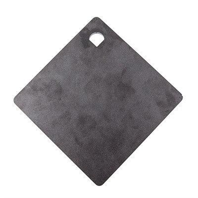 1/4 Ar500 Square Pistol Targets Cts Targets.