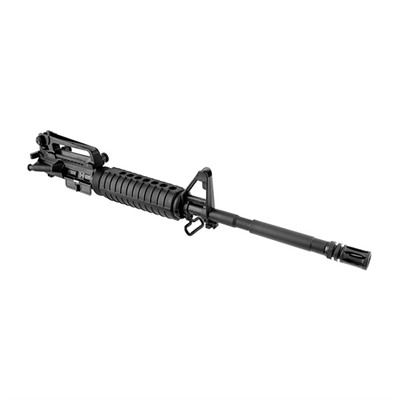 Bushmaster M4 Upper Receiver Kit, ready to complete your build. Kit includes fully assembled upper receiver, bolt carrier group, handguards, charging ...