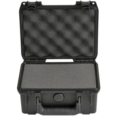 Single Pistol Case With Cubed Foam Skb Gun Case.