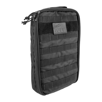1000 Denier Cordura  Padded Magazine Case  Polymer Reinforced Rear Panel  Heavy Duty Zipper ...