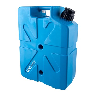 Lifesaver Jerrycan 10,000 Uf The Ready Project, Llc.