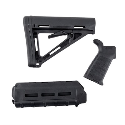Ar-15 Moe Furniture Set M-Lok Polymer Magpul.