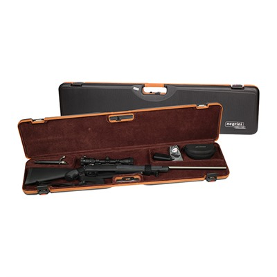 Deluxe Compact Scope Rifle Case by Negrini Cases
