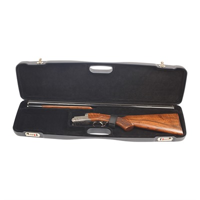 Deluxe Hunting Shotgun Case by Negrini Cases