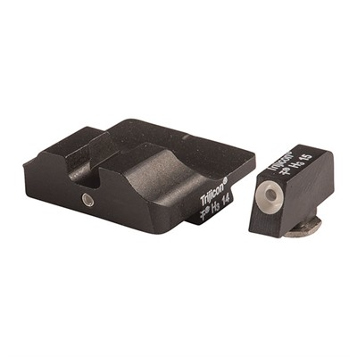Large Dot Tritium Sight Sets For Glock® Warren Tactical Series.