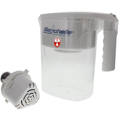 Seychelle Radiological Water Filtration Pitcher Nbcprep, Inc..