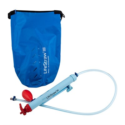 Mission Lifestraw.