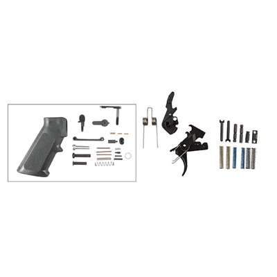 Ar-15 24 Elite Trigger & Lower Parts Kit Brownells.