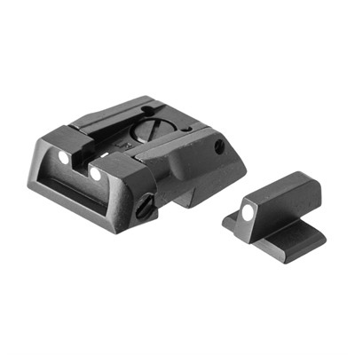 Lpa Novak Adjustable Sight Sets L.p.a. Sights.