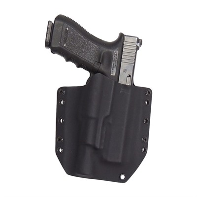 Phantom Light Holster For Glock® With X300 Light Raven Concealment Systems.
