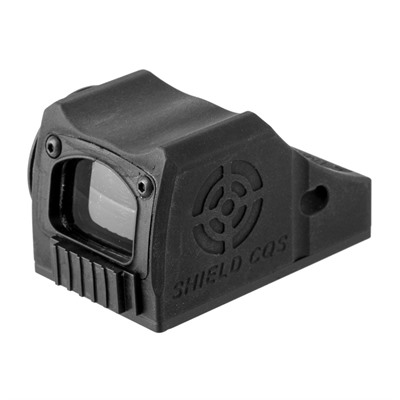 Cqs Moa W/65moa Ring Red Dot Sight Shield Sights Ltd..