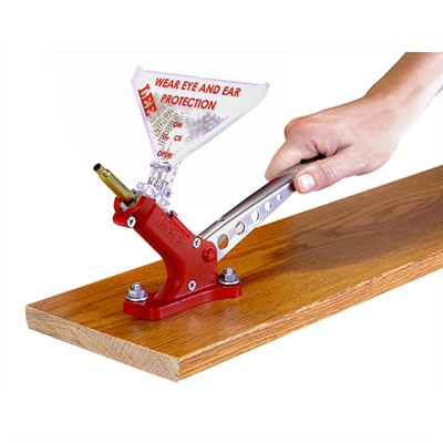 The easiest, most convenient bench mounted priming tool ever. Symmetrical lever with just the right amount of mechanical advantage effortlessly seats even ...