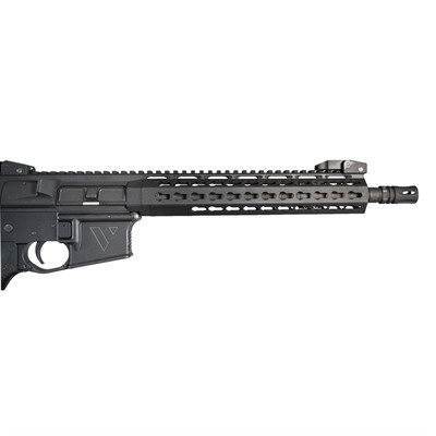 Ar-15/m16 Vis Fusion Upper Receiver, Polylithic, Keymod Vltor Weapon Systems.