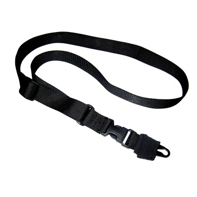 """The CQB """"Close Quarters Battle"""" Sling offers all the necessities for weapon carry and deployment. The wider 1.50"""" mil-spec non-abrasive webbing ..."""