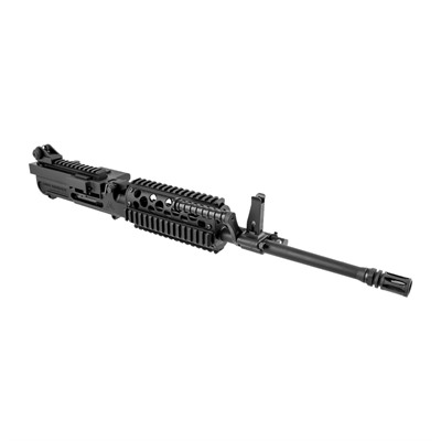The FightLite Industries MCR Belt Fed AR-15/M16 Upper Receiver allows you to convert your AR-15 or M16 from a standard, magazine fed ...