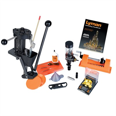 T-Mag Expert Kit Deluxe W/ Micro Touch 1500 Lyman.