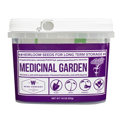 Medicinal Heirloom Seeds Wise Foods.