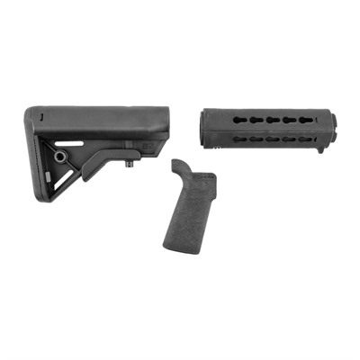 Ar-15 Bravo Series Furniture Kits B5 Systems.