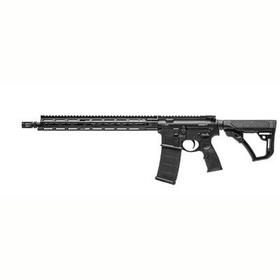 Ddm4 V7 16in 5.56x45mm Nato Matte Black 30+1rd Daniel Defense.