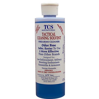 Tcs Tactical Cleaning Solvent 8 Oz. Tcs.