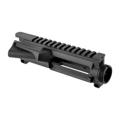 The ATI stripped upper receiver is forged from T7075 aluminum and features M4-type feed cuts inside for reliable feeding! This receiver also ...