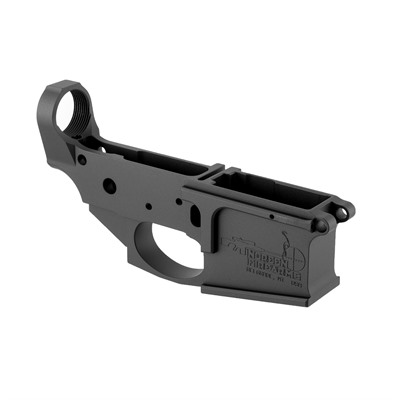 Noreen Billet aluminum AR-15 Lower Receivers are ready for your next build.  6061 Aluminum  Type III Class II ...