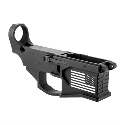 The JT-15 Lower Receiver in 80% completed form. The JT-15 is precision CNC-machined from solid aerospace billet aluminum. It is not a ...