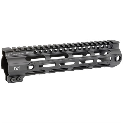 Ar-15 Gen 3 Ss M-Lok Free Float Handguards Black Midwest Industries, Inc..