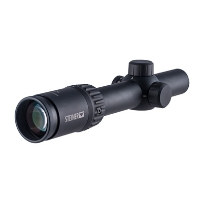 P4xi 1-4x24mm Rifle Scope Steiner Optics.
