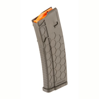 Ar-15 Series 2 15-Rd Magazines Gray Hexmag Llc..