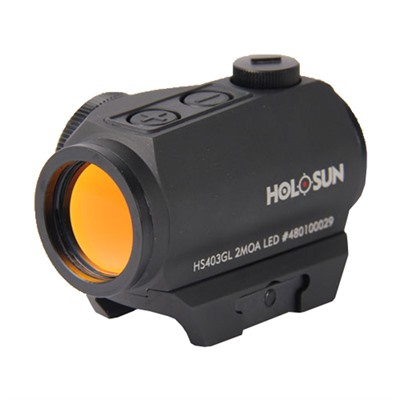 Hs403gl 2 Moa Micro Red Dot Sight Holosun.