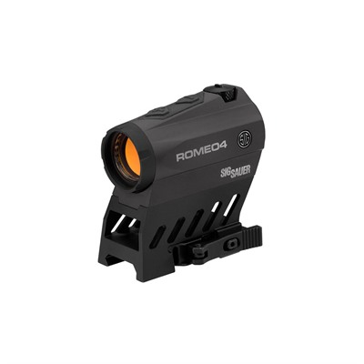 Romeo4b 2 Moa Red Circle Dot Sight Sig Sauer.