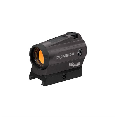Romeo4c Solar Red Circle Dot Sight Sig Sauer.