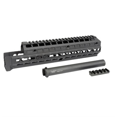 AK-47 Akxg2 Extended Universal Keymod Handguards by Midwest Industries, Inc.