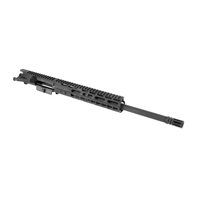 "This Brownells' exclusive AR-15 Upper Receiver is Made in the USA. Chambered in 300 Blackout and featuring a 16"" barrel with ..."