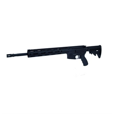 Rifle 16 & Quot; 5.56 M4 Contour, 12 & Quot; Fgs, M4 Collapsible Stock by Radical Firearms